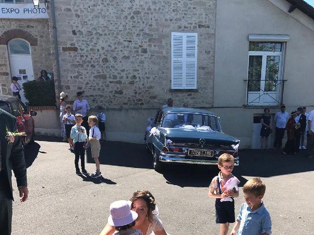 Le mariage de Sylvain et Harmony à Vallery, Yonne 5