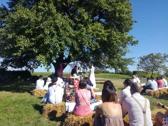 Le mariage de Sylvain et Harmony à Vallery, Yonne 6
