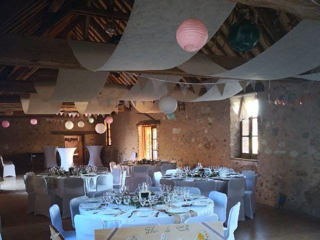 Le mariage de Sylvain et Harmony à Vallery, Yonne 10