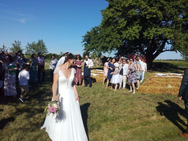 Le mariage de Sylvain et Harmony à Vallery, Yonne 11