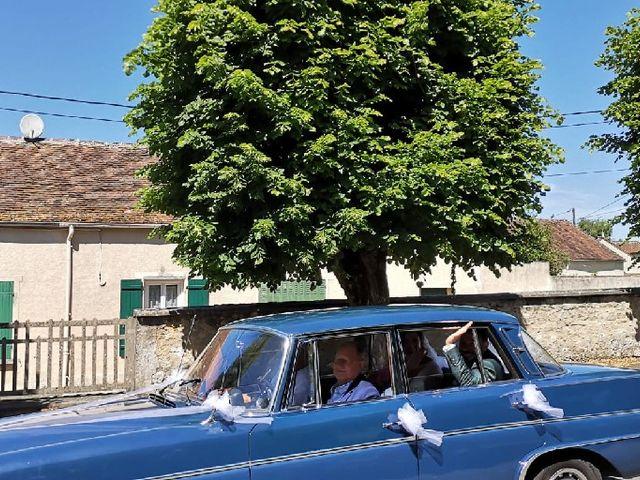 Le mariage de Sylvain et Harmony à Vallery, Yonne 13