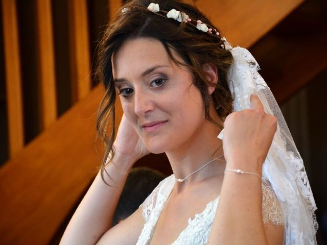 Le mariage de Sylvain et Harmony à Vallery, Yonne 17