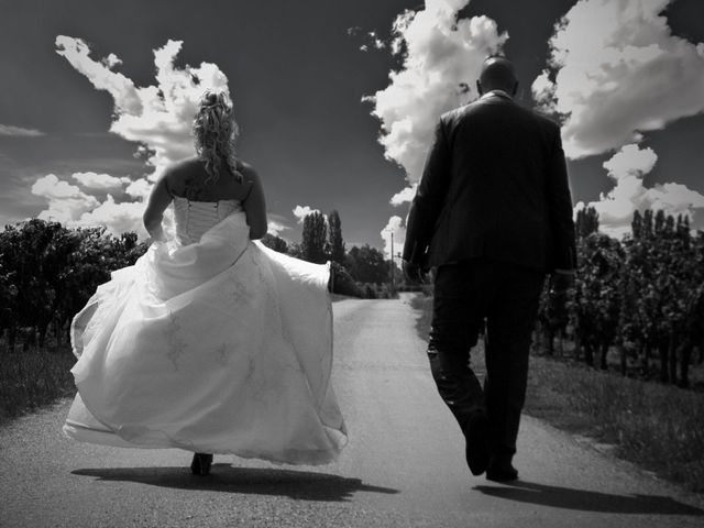 Le mariage de Lidwine et Christophe