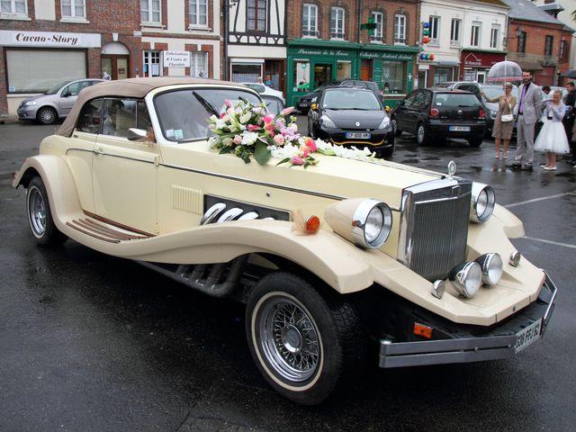 Le mariage de Julien et Sarah à La Haye-Saint-Sylvestre, Eure 11