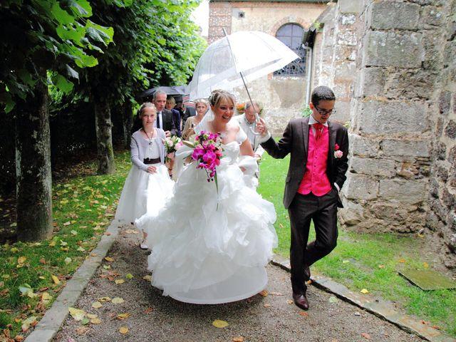 Le mariage de Julien et Sarah à La Haye-Saint-Sylvestre, Eure 12