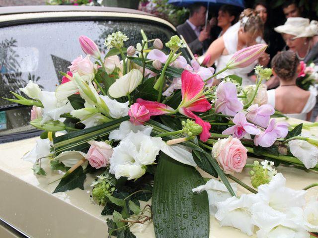 Le mariage de Julien et Sarah à La Haye-Saint-Sylvestre, Eure 14