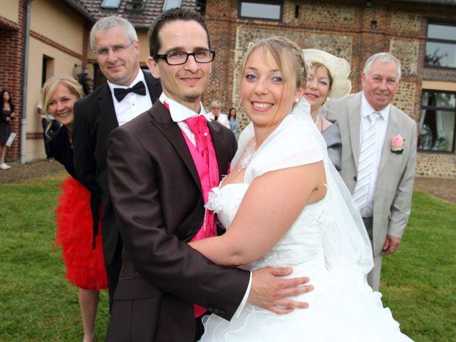 Le mariage de Julien et Sarah à La Haye-Saint-Sylvestre, Eure 2
