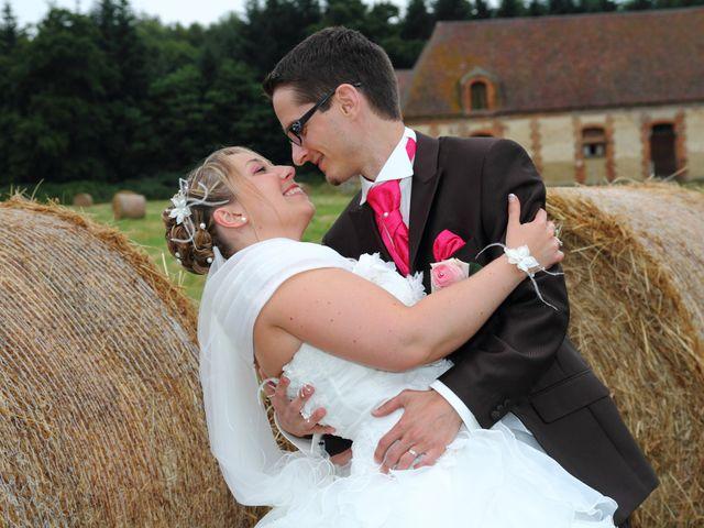 Le mariage de Julien et Sarah à La Haye-Saint-Sylvestre, Eure 17