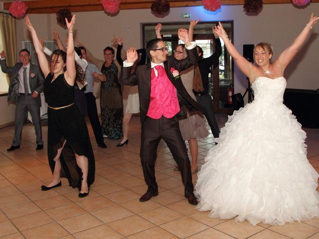 Le mariage de Julien et Sarah à La Haye-Saint-Sylvestre, Eure 18