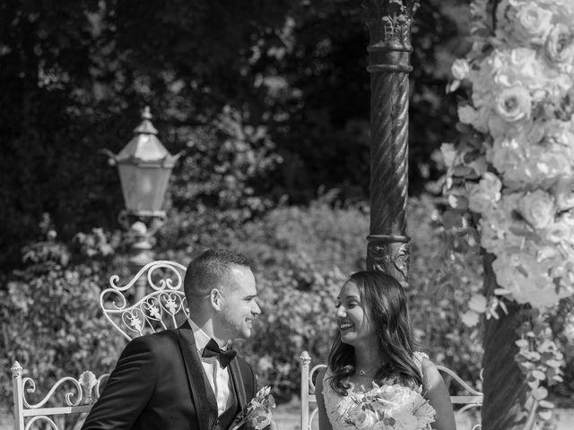 Le mariage de Kevin et Linda à Mauperthuis, Seine-et-Marne 8