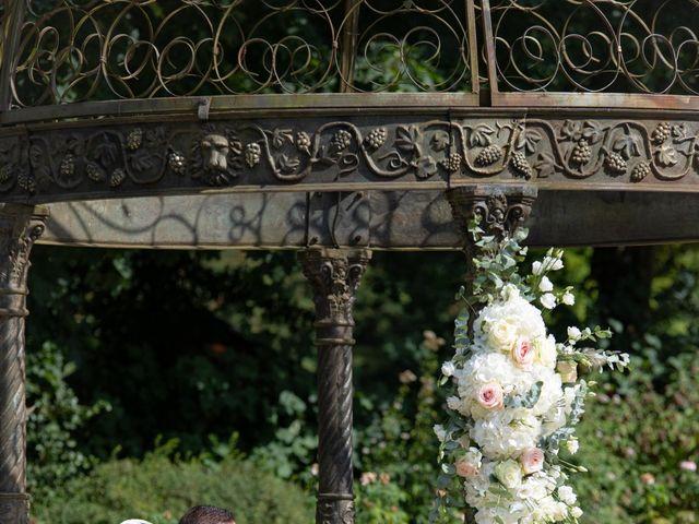 Le mariage de Kevin et Linda à Mauperthuis, Seine-et-Marne 10