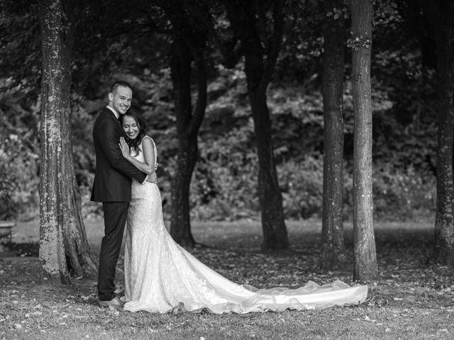Le mariage de Kevin et Linda à Mauperthuis, Seine-et-Marne 13