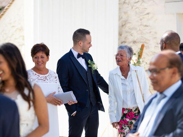 Le mariage de Kevin et Linda à Mauperthuis, Seine-et-Marne 14