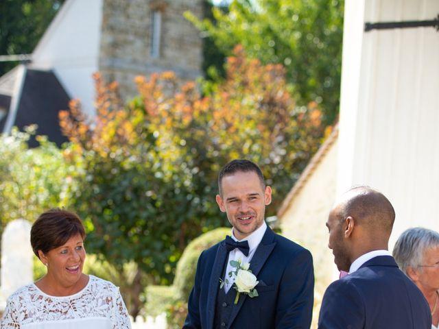 Le mariage de Kevin et Linda à Mauperthuis, Seine-et-Marne 16