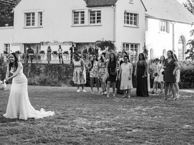 Le mariage de Kevin et Linda à Mauperthuis, Seine-et-Marne 18