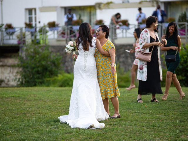 Le mariage de Kevin et Linda à Mauperthuis, Seine-et-Marne 19