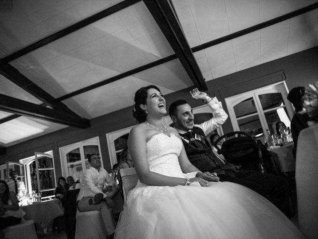 Le mariage de Antonino et Mélanie à Saint-Martin-la-Plaine, Loire 28