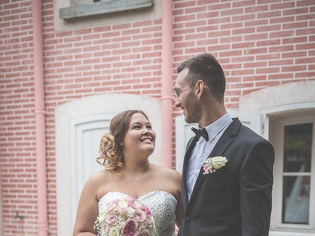 Le mariage de Damien et Jessica à Mandres-les-Roses, Val-de-Marne 4
