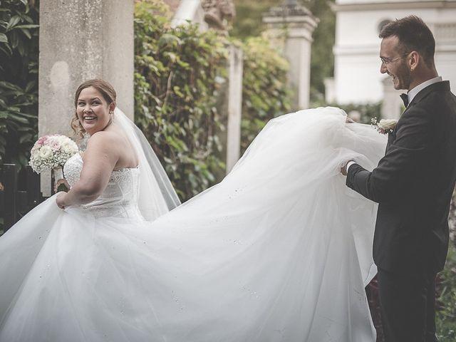 Le mariage de Damien et Jessica à Mandres-les-Roses, Val-de-Marne 1