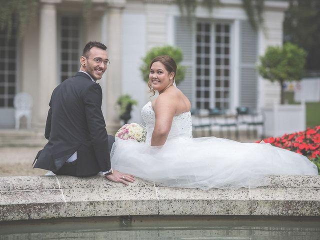 Le mariage de Jessica et Damien