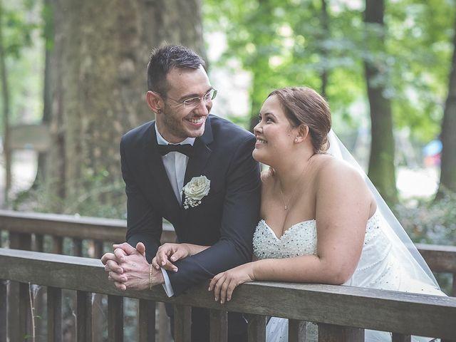Le mariage de Damien et Jessica à Mandres-les-Roses, Val-de-Marne 5