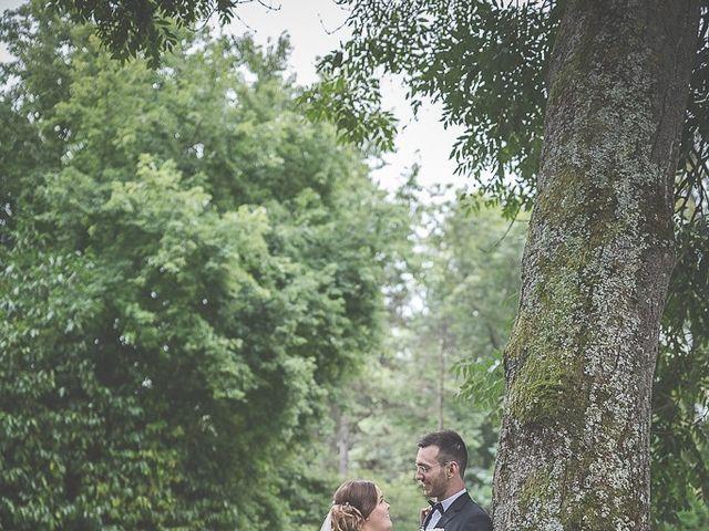 Le mariage de Damien et Jessica à Mandres-les-Roses, Val-de-Marne 6