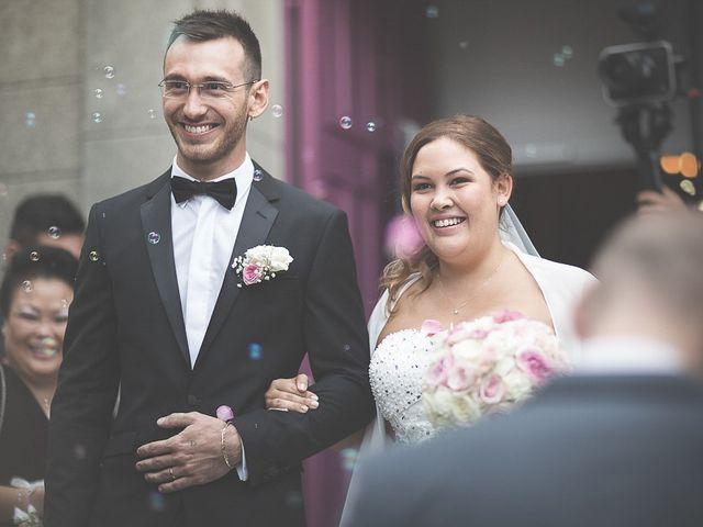 Le mariage de Damien et Jessica à Mandres-les-Roses, Val-de-Marne 11