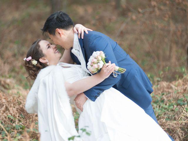 Le mariage de Ludivine et Nicolas