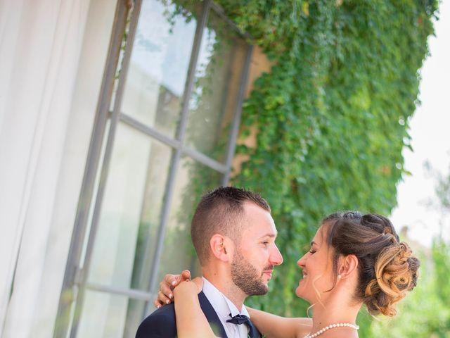 Le mariage de Loic et Angéline à Lansargues, Hérault 14
