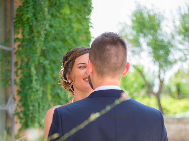 Le mariage de Loic et Angéline à Lansargues, Hérault 15