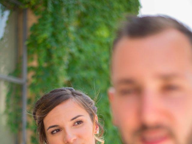 Le mariage de Loic et Angéline à Lansargues, Hérault 16