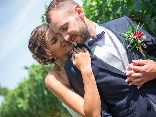Le mariage de Loic et Angéline à Lansargues, Hérault 22