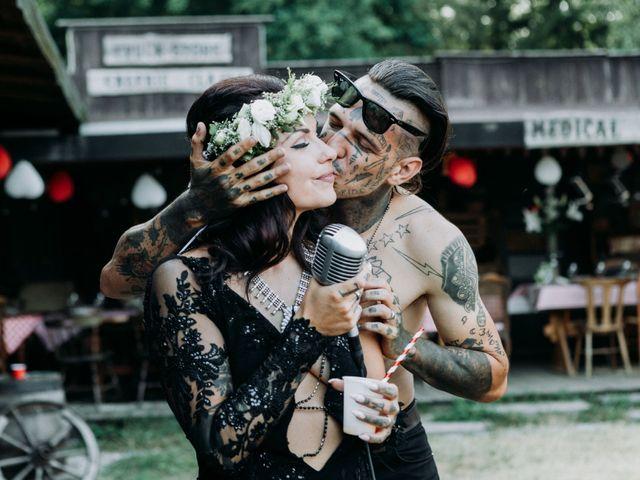 Le mariage de Julie et Jock