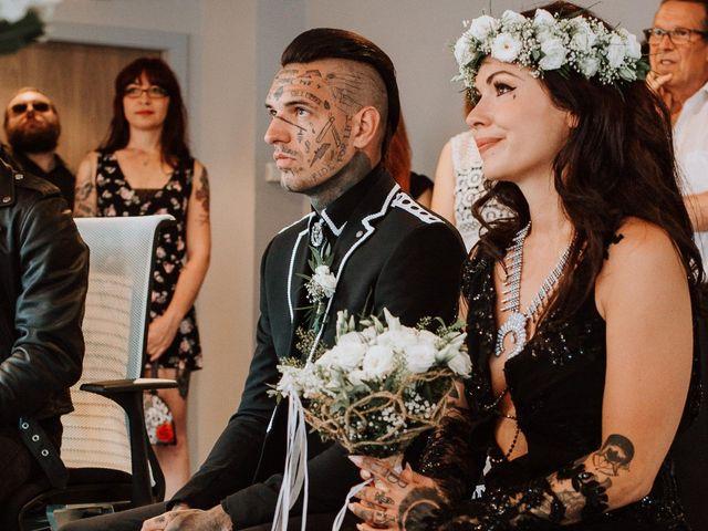 Le mariage de Jock et Julie à Biesheim, Haut Rhin 30