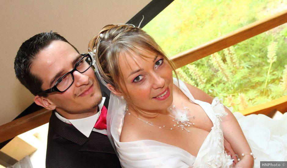 Le mariage de Julien et Sarah à La Haye-Saint-Sylvestre, Eure