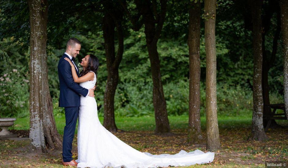 Le mariage de Kevin et Linda à Mauperthuis, Seine-et-Marne
