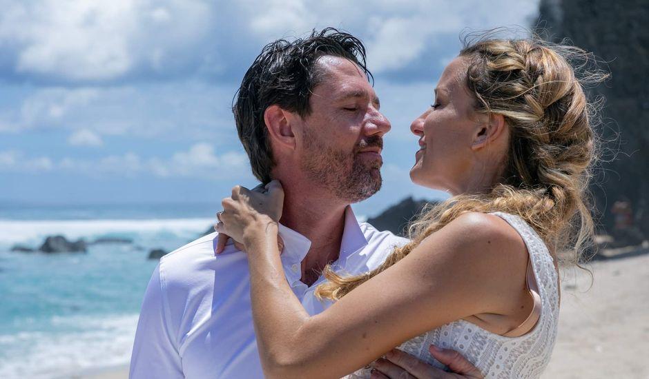 Le mariage de Mathieu et Émilie  à La Saline, La Réunion