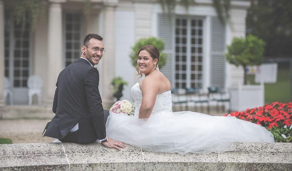 Le mariage de Damien et Jessica à Mandres-les-Roses, Val-de-Marne