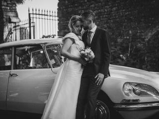 Le mariage de Coralie et Arnaud