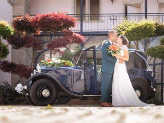 Le mariage de Mathile et Kamel