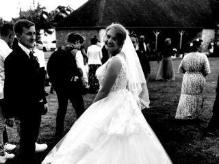 Le mariage de Audrey et Patry 1