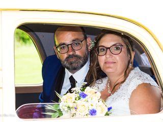 Le mariage de Rui et Séverine