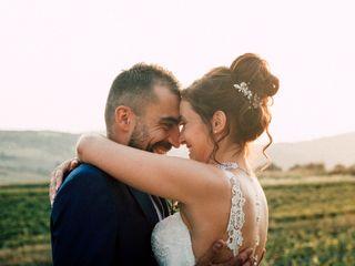 Le mariage de Marine et Adrien