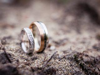 Le mariage de Julie et Benjamin 1