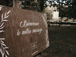 Le mariage de Marianne et Sébastien 1