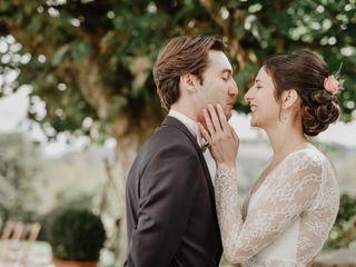 Le mariage de Cécilia et Nicolas