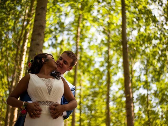 Le mariage de Nicolas et Anshu à Bordes, Pyrénées-Atlantiques 21