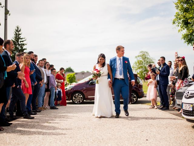Le mariage de Nicolas et Anshu à Bordes, Pyrénées-Atlantiques 30