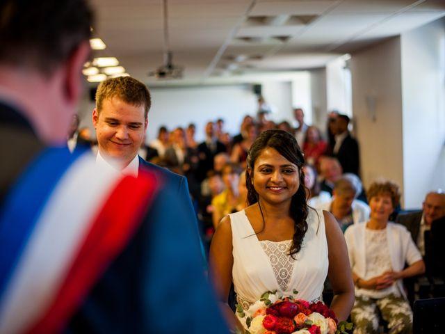 Le mariage de Nicolas et Anshu à Bordes, Pyrénées-Atlantiques 35