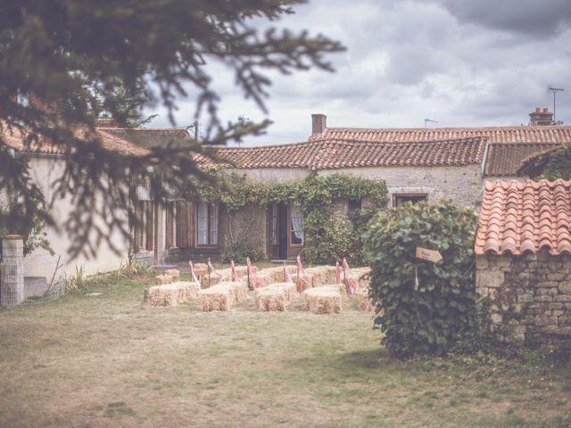 Le mariage de Emmanuel et Emmanuelle à Saint-Valérien, Vendée 9
